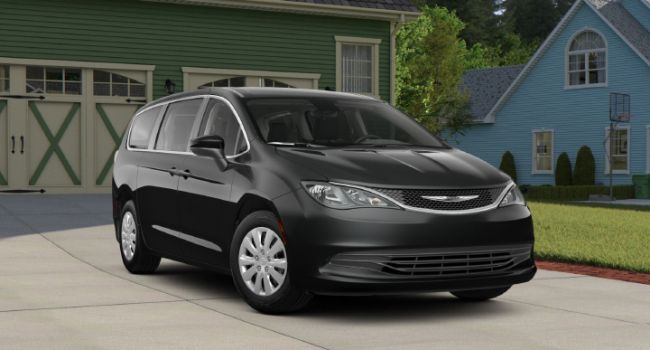 Chrysler Pacifica L